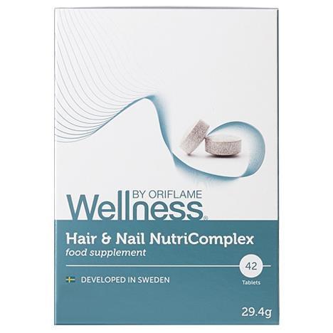 Hair & Nail NutriComplex