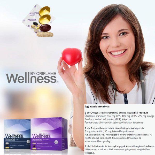Wellness csomag nőknek és férfiaknak.